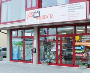 Sito web As Andreatta realizzato da three dimansion prestige web agency treviso - montebelluna