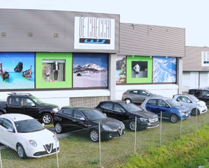 De Checchi Auto sito internet realizzato da 3dprestige montebelluna treviso