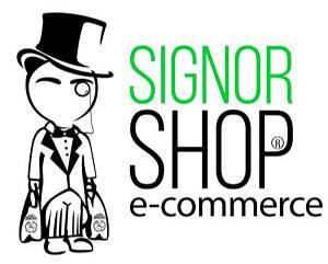 e-commerce Signorshop realizzato da 3dprestige montebelluna treviso