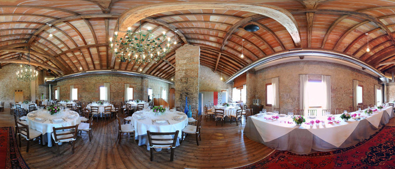 agriturismo bosco del falco volpago del montello 3dprestige virtual tour