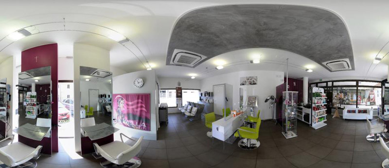 for you parrucchieri cornuda 3dprestige virtual tour