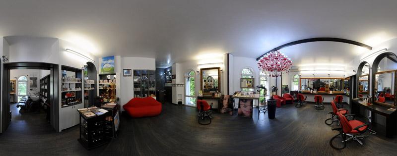 look box parrucchieri montebelluna virtual tour 3dprestige