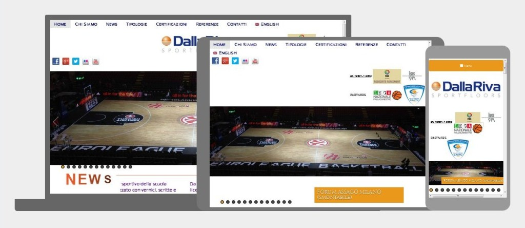 Realizzazione siti web web design 3dprestige a treviso for Sito web per la progettazione di mobili