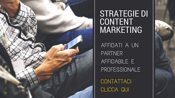 strategie di content marketing per incrementare business e fatturato aziendale