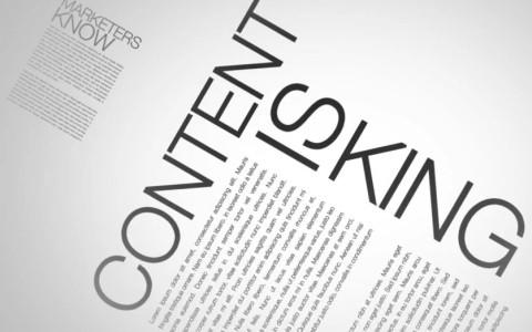 Perchè Content is King? Ecco qui 5 buone ragioni