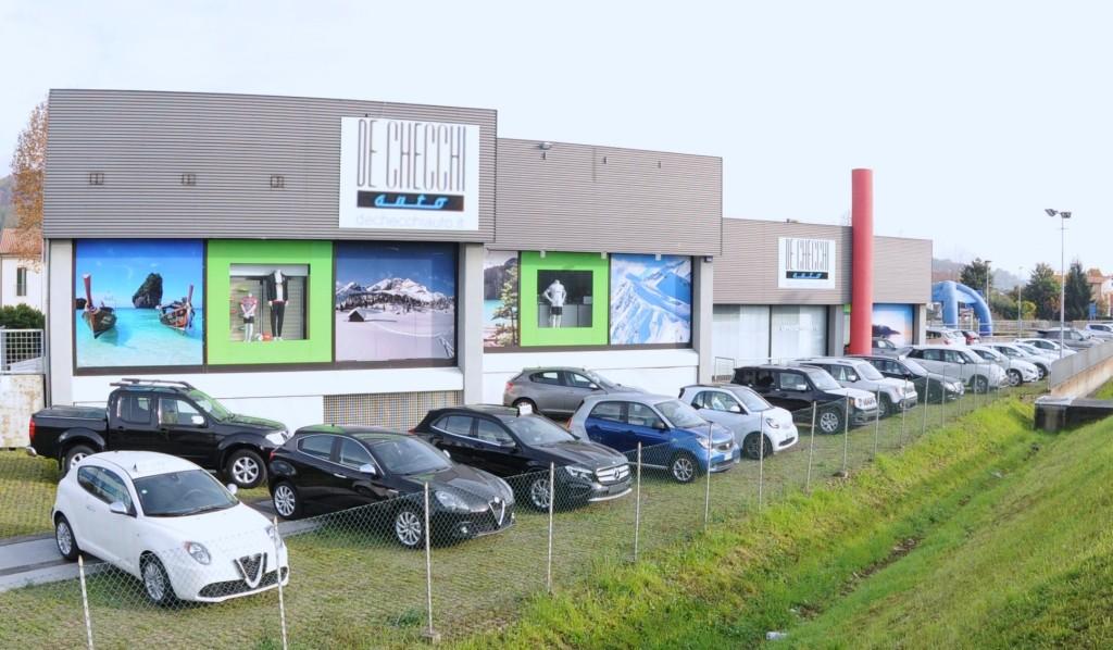 De Checchi Auto - Vendita auto nuove, usate km 0 a Montebelluna (TV)