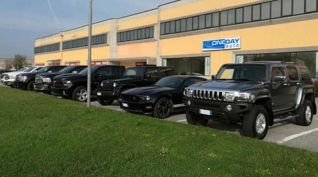Auto americane ricondizionate in vendita a San Vendemiano - One Day Auto