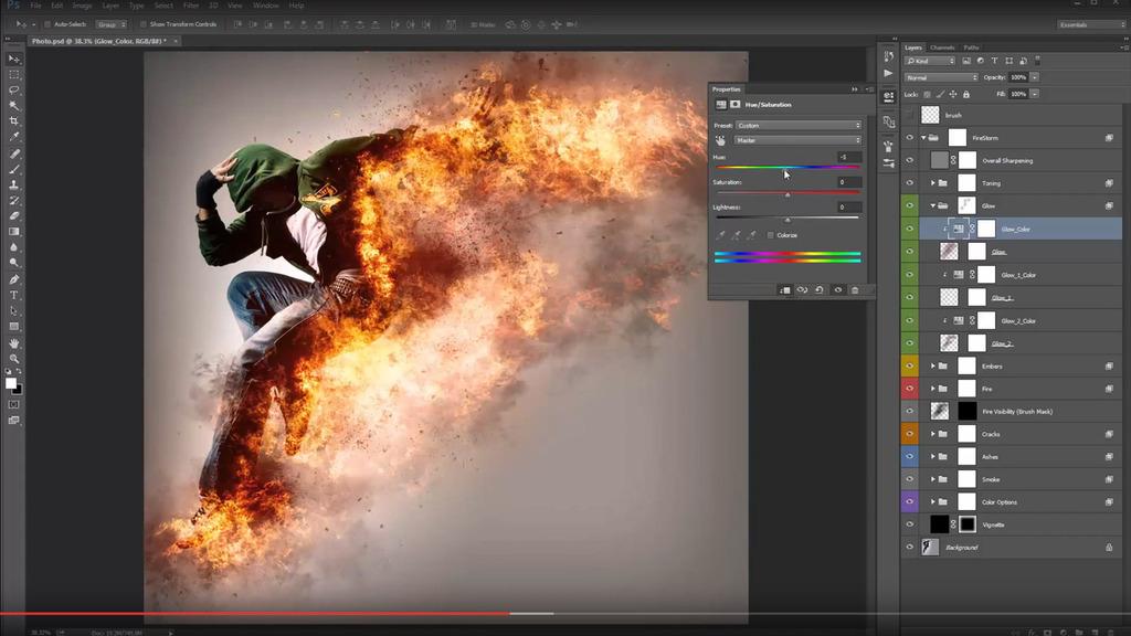 Photoshop programma migliore per editare modificare immagini
