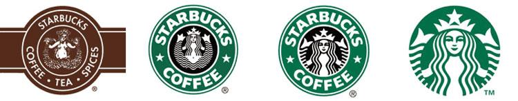 Logo Starbucks -Restyling dettato da nuova strategia aziendale