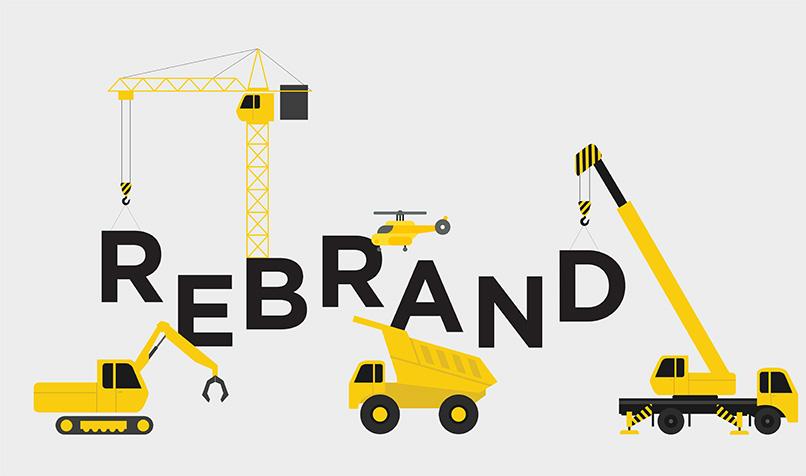 Rebranding rinnovamento del logo aziendale -Studio web 3DPrestige Treviso