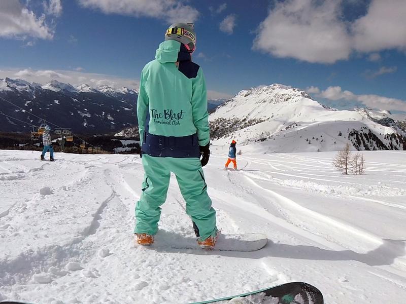 The Blast Snowboard Club Sportmarket Nuovo sito web by 3DPrestige Studio