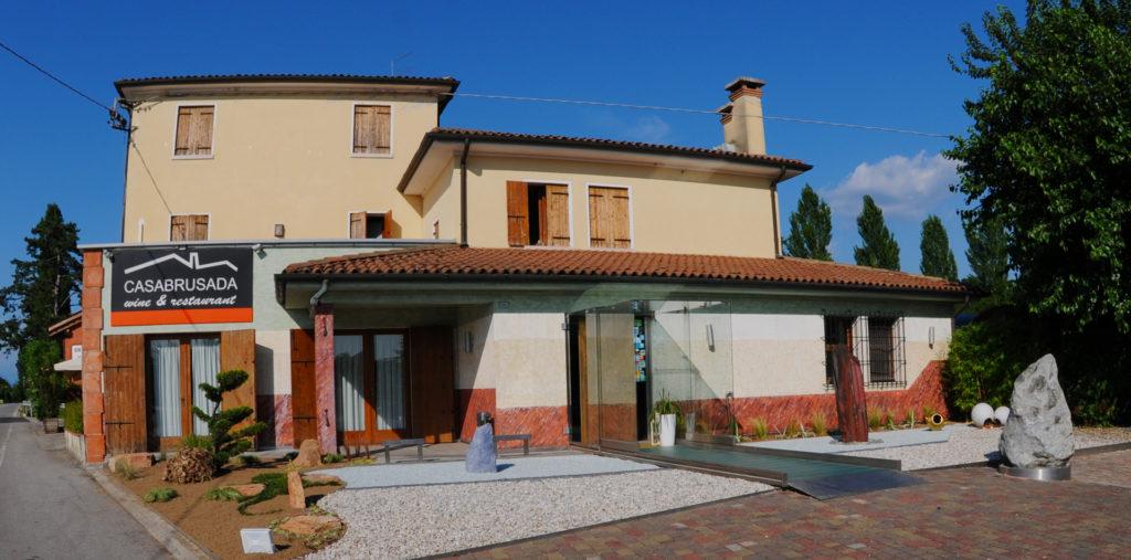 Casa Brusada - Ristorante a Crocetta del Montello - Treviso