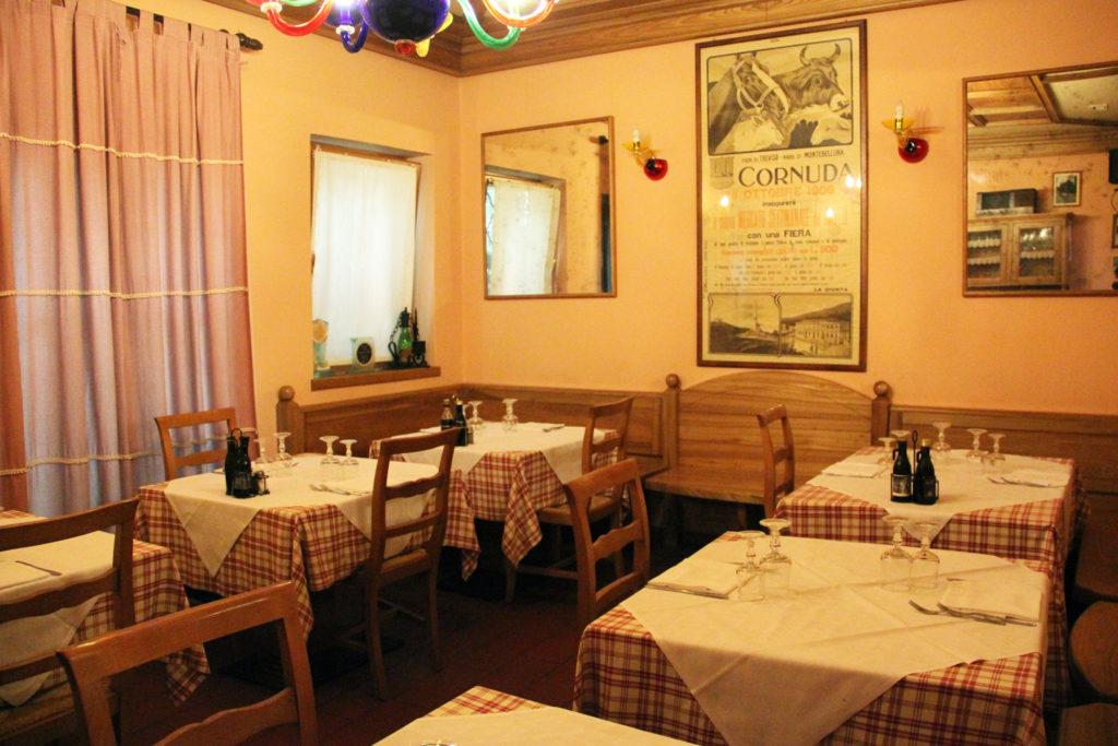 Nuovo sito web per l'Antica Osteria Guarnier di Crocetta del Montello (Treviso)